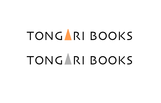 TONGARI BOOKSロゴ
